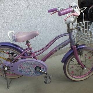 子供自転車♪女の子♪ジュエルペット♪♪16インチ♪