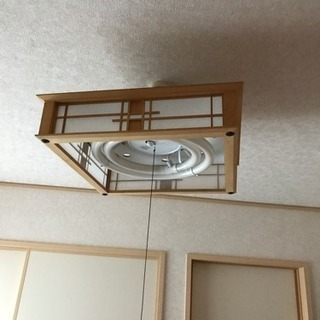 和室用 照明器具(引き取り限定)