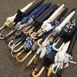日傘 雨傘 兼用 レディース 1本300円 2本500円