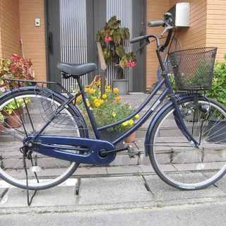 天童市 中古 婦人車  ママチャリ 26インチ ★自転車組立整備士...