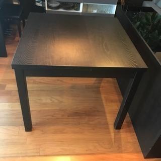 IKEA テーブル 伸縮可能