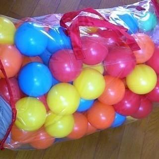ボールプール用カラーボール 98個
