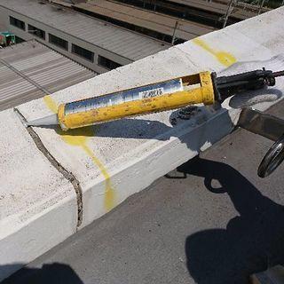 外壁下地補修 防水 塗装