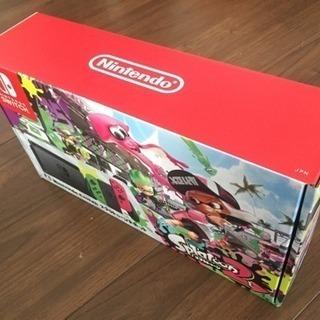 【新品未開封】Nintendo Switch スプラトゥーン2同梱