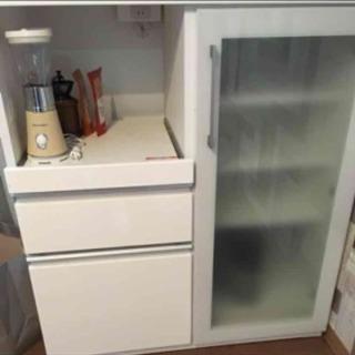 キッチンボード(炊飯器置き付き)