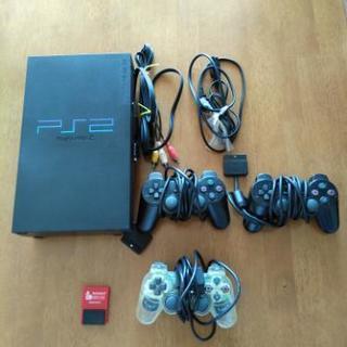 PlayStation2一式+ガンシューティング