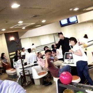 9/16(土)or17(日)  ☆男女2対2ボウリング合コン☆