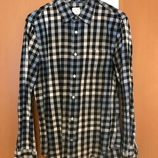 GAP チェックシャツ サイズS