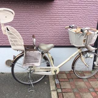 子供乗せ自転車 ママチャリ