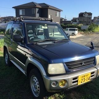 三菱 Pajero Mini 検30.7