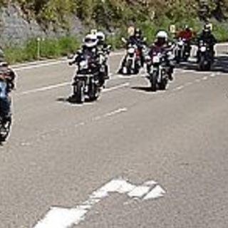 バイク仲間のLINEグループ