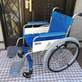 多比良株式会社 アルミ自走式 車椅子 NX22
