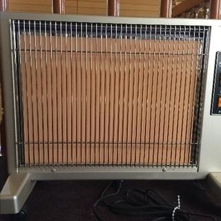 暖房器具ルミナリエ