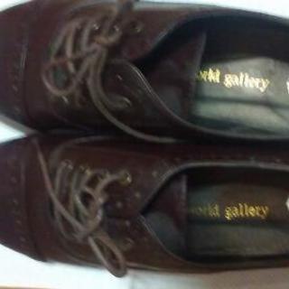 イーハイフン ワールドギャラリー 靴