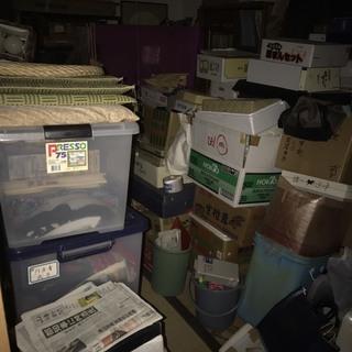 岡山県内/遺品整理・生前整理・引っ越し後のゴミ片付け、不用…