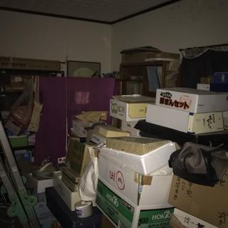 岡山県内/遺品整理・生前整理・引っ越し後のゴミ片付け、不用品回収、ゴミ屋敷も大歓迎☆ - 岡山市