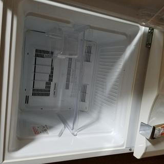 三菱136L冷蔵庫・冷凍庫  − 滋賀県
