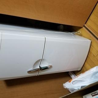 三菱136L冷蔵庫・冷凍庫 の画像