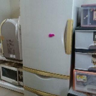 ナショナル大型冷蔵庫