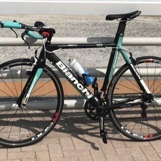 【東京発】Bianchi ピコクロノ TTバイク 55cm 2013年