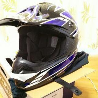 半額以下❗❗オフロード用ヘルメット