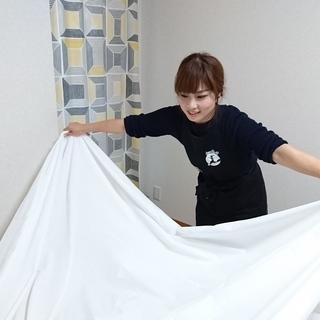 【子連れ勤務OK】30~40代主婦さん活躍中!客室清掃#2