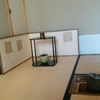 葛飾の茶道教室です − 東京都