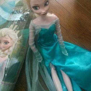 エルサ☆シンギングドール☆人形