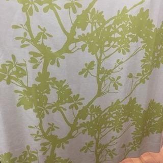 【カーテン売ります】ナチュラルテイストな遮光カーテンを売ります