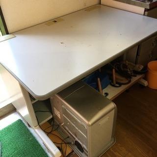 オフィス用スチール机