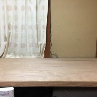 処分品 手作り鉄道模型テーブル  11月末まで!