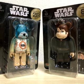 【新品】STAR WARS ベアブリック BB-8 & アナキン...