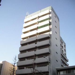東高円寺4分。12階建てマンション最上階!眺望自信有り!71000円。