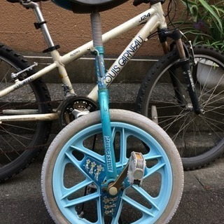 ブリジストン 18インチ(?) 一輪車