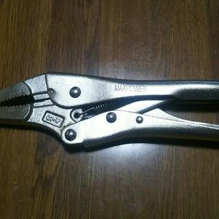 特殊工具(万力固定特殊ペンチ)ふたつ