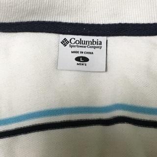 Columbia シャツ (L)