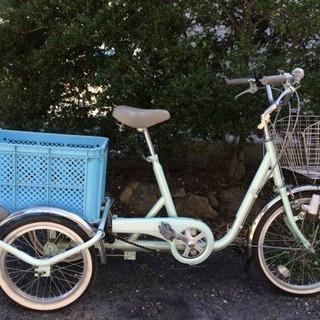 三輪自転車スイングチャーリー