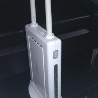 無線LANブロードバンドルータ Logitec LAN-WN12/R