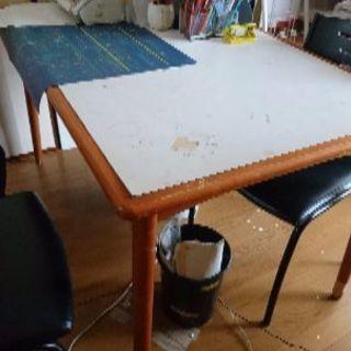 テーブルです‥無料です。