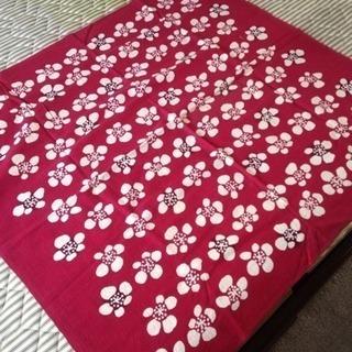 昭和初期  厚手の木綿の風呂敷