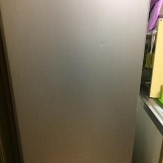 (取引中)ナショナル冷蔵庫 取りに来ていただける方