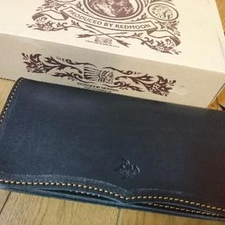 ★新品未使用★レッドムーン長財布
