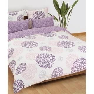 ベッドカバーと布団カバーセット