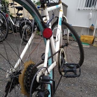 自転車 スポーツタイプ おしゃれ♪ギア付き!!取り引き中