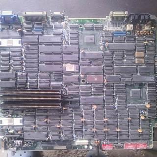 NECパソコンの基板 ジャンク品