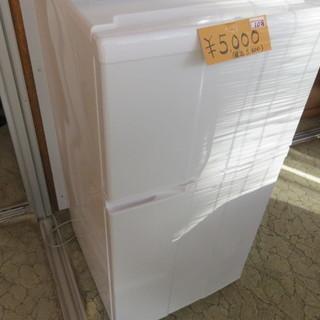 Haier 冷蔵庫 2ドア 2010年製