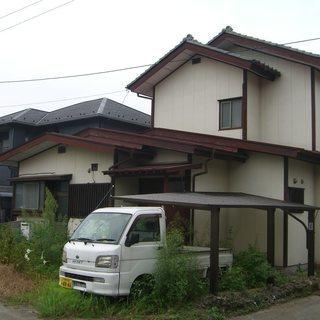 渋川市北牧の4LDK 85㎡ 5.5万円 駅まで徒歩23分 簡易リ...
