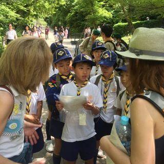 子どもが好きな方、野外活動が好きな方、私達と一緒に活動しませんか。