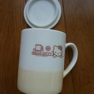 新品キティマグカップ