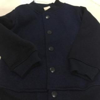 新品!プチマイン ナルミヤ❤︎オシャレコンビブルゾン ジャケット